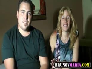 Sonnie unos padres cualquiera y graban su primer movie para brunoymaria